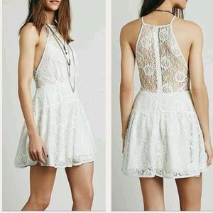 Free People Wish Upon a Star Dress Sz 6